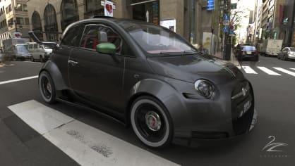 Lazzarini 550 Italia Prototipo Unico