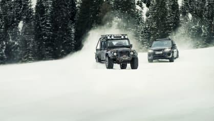 Auta z nového Jamese Bonda v akci - Obrázek 3