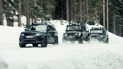Auta z nového Jamese Bonda v akci - Obrázek 2