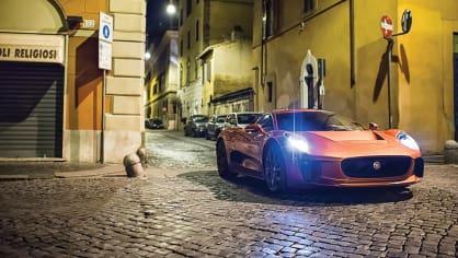 Auta z nového Jamese Bonda v akci - Obrázek 10