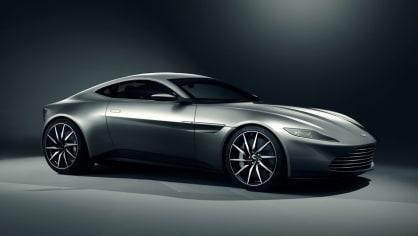 Auta z nového Jamese Bonda v akci - Obrázek 8