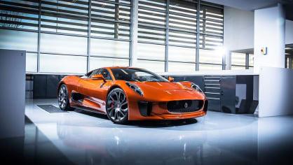 Auta z nového Jamese Bonda v akci - Obrázek 14