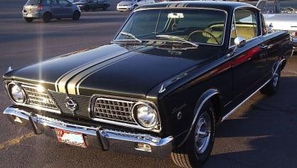 Plymouth Barracuda - Obrázek 1