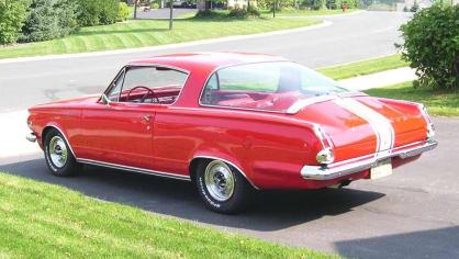 Plymouth Barracuda - Obrázek 8