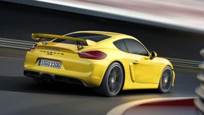 Porsche Cayman GT4 - Obrázek 3