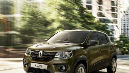 Renault Kwid - Obrázek 3