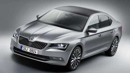 Nová Škoda Superb