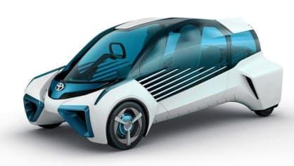 Toyota FCV Plus