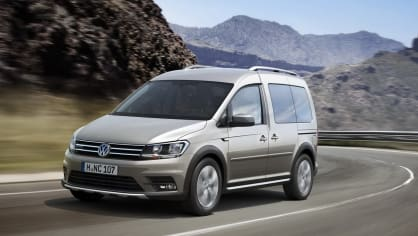 Volkswagen Caddy Alltrack - Obrázek 2