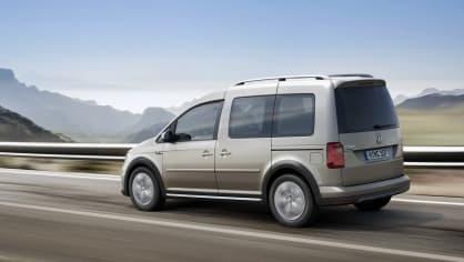 Volkswagen Caddy Alltrack - Obrázek 1