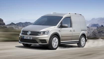 Volkswagen Caddy Alltrack - Obrázek 3