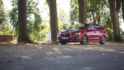 Subaru Levorg poprvé v Česku - Obrázek 12