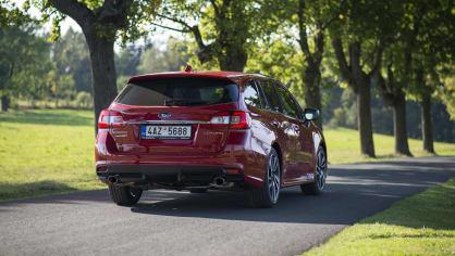 Subaru Levorg poprvé v Česku - Obrázek 16