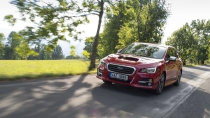 Subaru Levorg poprvé v Česku - Obrázek 19