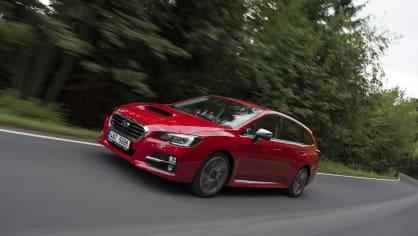Subaru Levorg poprvé v Česku - Obrázek 25