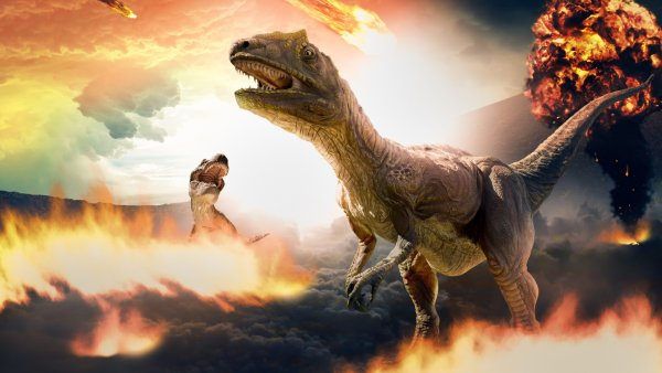 Na Měsíci se s největší pravděpodobností nacházejí kosti dinosaurů