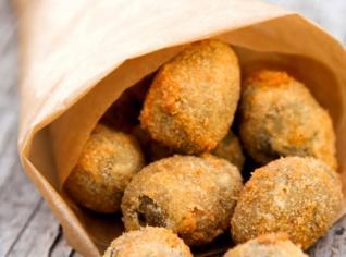 Fotografie k receptu Olive all' ascolana (Olivy z Ascoly)