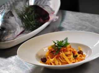 Fotografie k receptu Tagliatelle s tuňákem