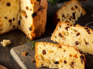 Fotografie k receptu Italská panettone