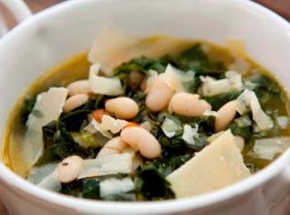 Fotografie k receptu Zuppa all' Ortolana (Polévka ze záhonku)