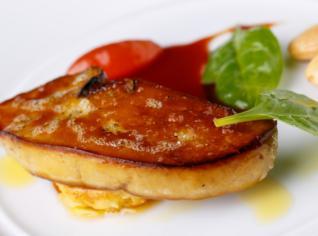 Fotografie k receptu Fegato grasso d'anatra (Kachní játra foie gras)