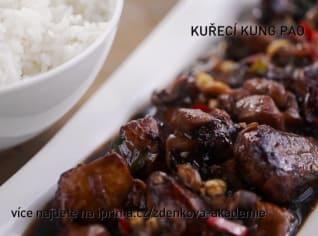 Fotografie k receptu Kuřecí kung pao