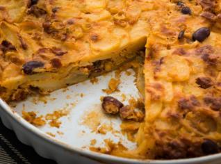 Fotografie k receptu Bramborový koláč