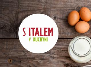 Fotografie k receptu Polpettone con pancetta, Patate alla sorrentina (Sekaná po italsku se slaninou, Brambory a lá sorrentina)