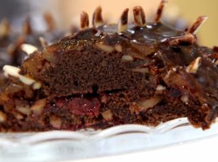 Fotografie k receptu Čokoládový ježek