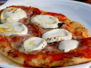 Fotografie k receptu Tortilla Margherita