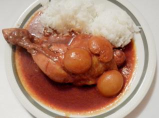 Fotografie k receptu Zapékané kuře s jasmínovou rýží (recept Petry Černocké)