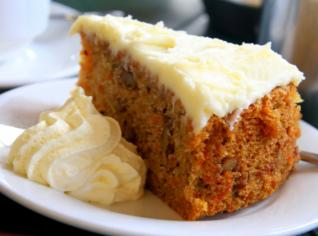 Fotografie k receptu Mrkvový dort