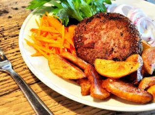 Fotografie k receptu Hamburger Mc'Dario