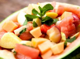 Fotografie k receptu Macedonia di fruta (Ovocný salát)