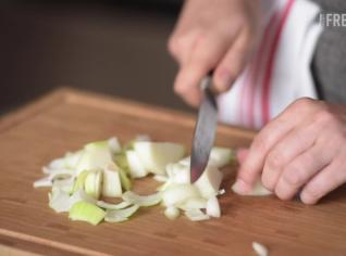 Fotografie k receptu Španělská čočková polévka