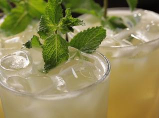 Fotografie k receptu Zázvorová limonáda