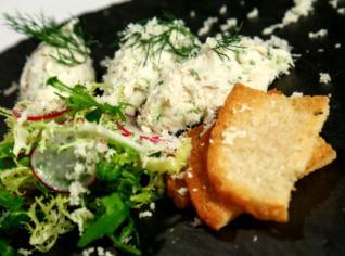 Fotografie k receptu Rillette z uzené makrely