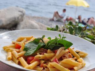 Fotografie k receptu Pasta z Enfoly