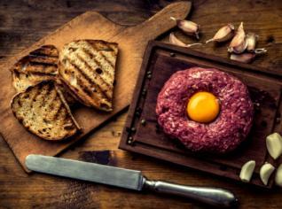Fotografie k receptu Tatarák