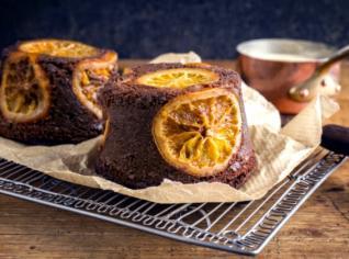 Fotografie k receptu Horké a snadné čokoládové suflé