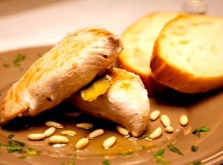 Fotografie k receptu Involtini di pesce spada (Rolovaný mečoun)