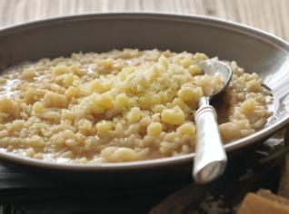 Fotografie k receptu Rissoto( Rizoto)