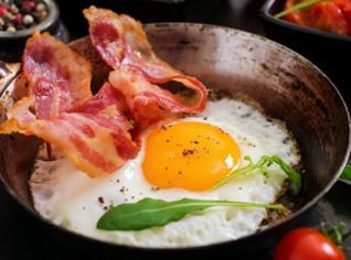 Fotografie k receptu Sázená vejce po myslivecku