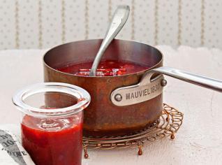 Fotografie k receptu Švestkové čatní