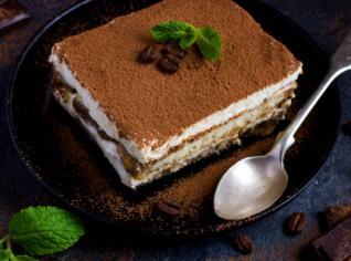 Fotografie k receptu Tiramisú (Dezert Tiramisú)