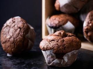 Fotografie k receptu Perníkové muffiny