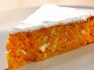 Fotografie k receptu Dolce di ricotta all´ arancia (Ricottový dortík s pomerančem)