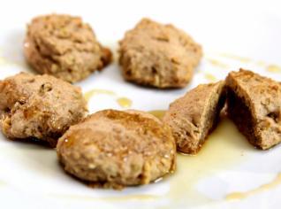 Fotografie k receptu Oříškové hrudky s javorovým sirupem