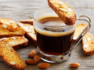 Fotografie k receptu Cantuccini (Sušenky Cantuccini)