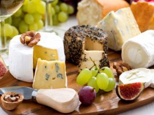 Fotografie k receptu Druhy sýrů